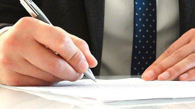 עריכת צוואה בכתב יד